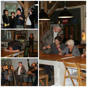 Uitschot theater Veenhuizen
